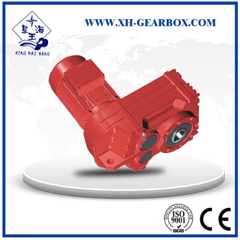 FA series Parallel shaft helical gear reducer
