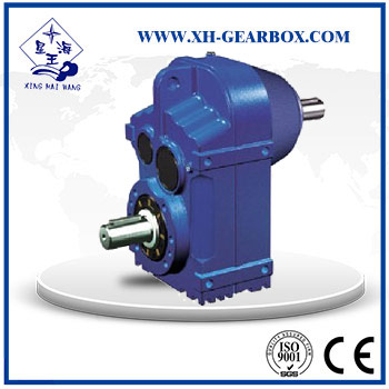 FS series Parallel shaft helical gearbox