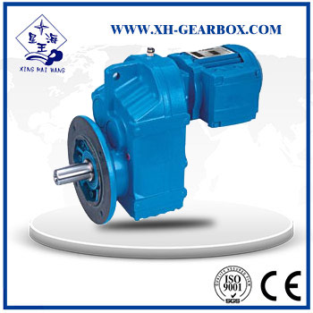 FF series Parallel shaft helical gearbox
