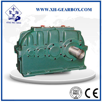 ZSY hard tooth face cylindrical gearbox